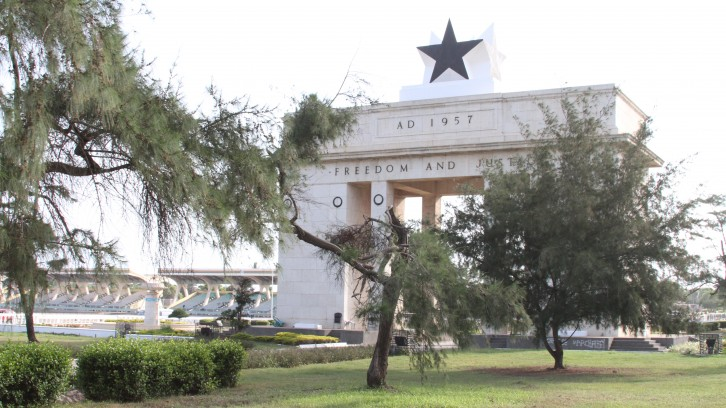 The Black Star of Africa